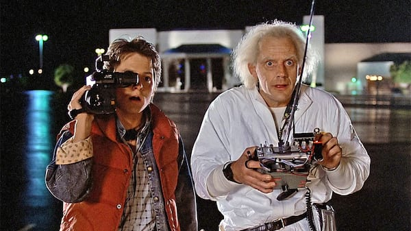 back to the future, movies/tv