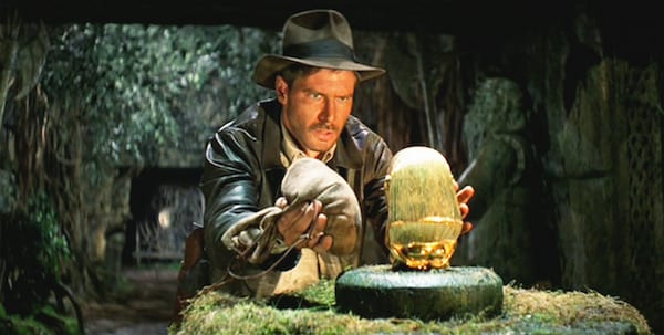 Raiders of the Lost Ark, movies/tv