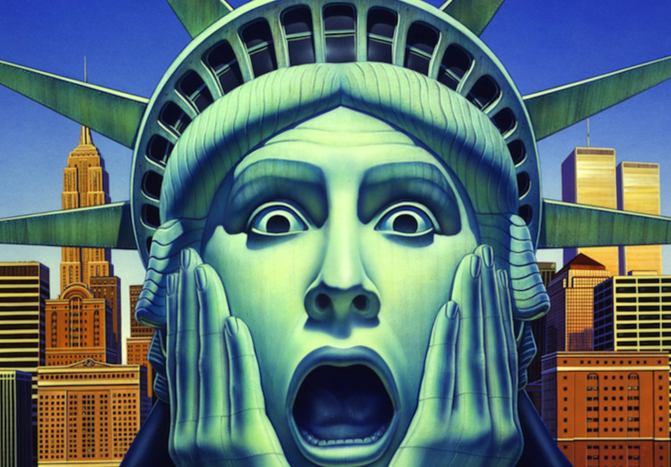 statue of liberty screaming, home alone 2, statue of liberty