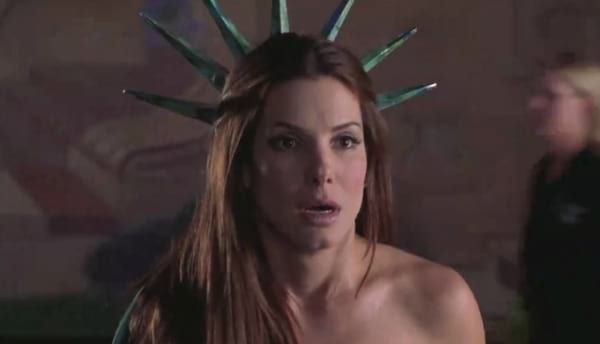 Miss Congeniality Sandra Bullock, movies/tv