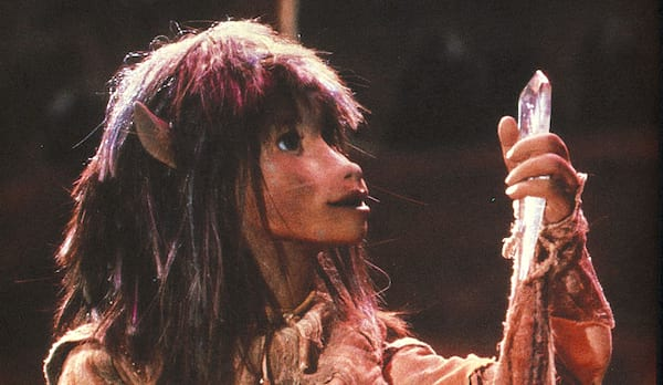 The Dark Crystal, jim henson