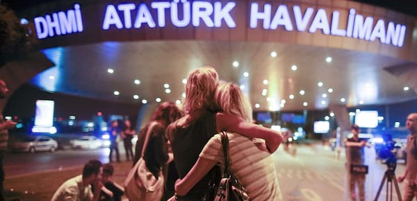 attack, Istanbul, airport, Support
