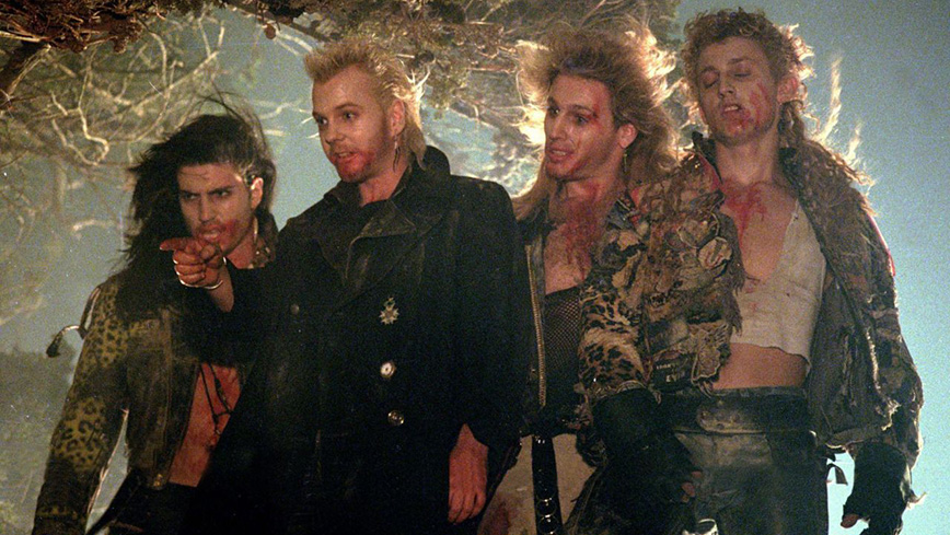 The Lost Boys, movies/tv