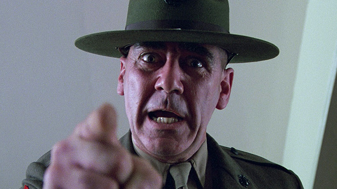 Full Metal Jacket, movies/tv