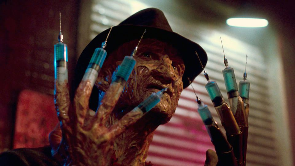 A Nightmare on Elm Street 3: Dream Warriors, horror movies, movies/tv