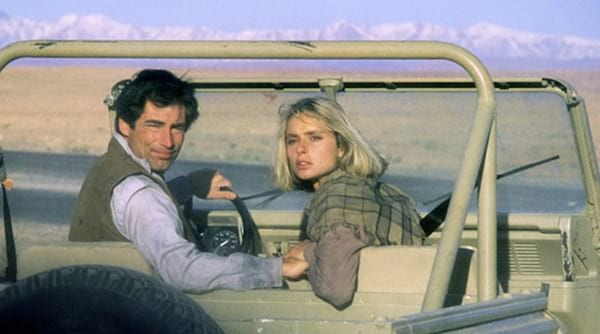 The Living Daylights, movies/tv