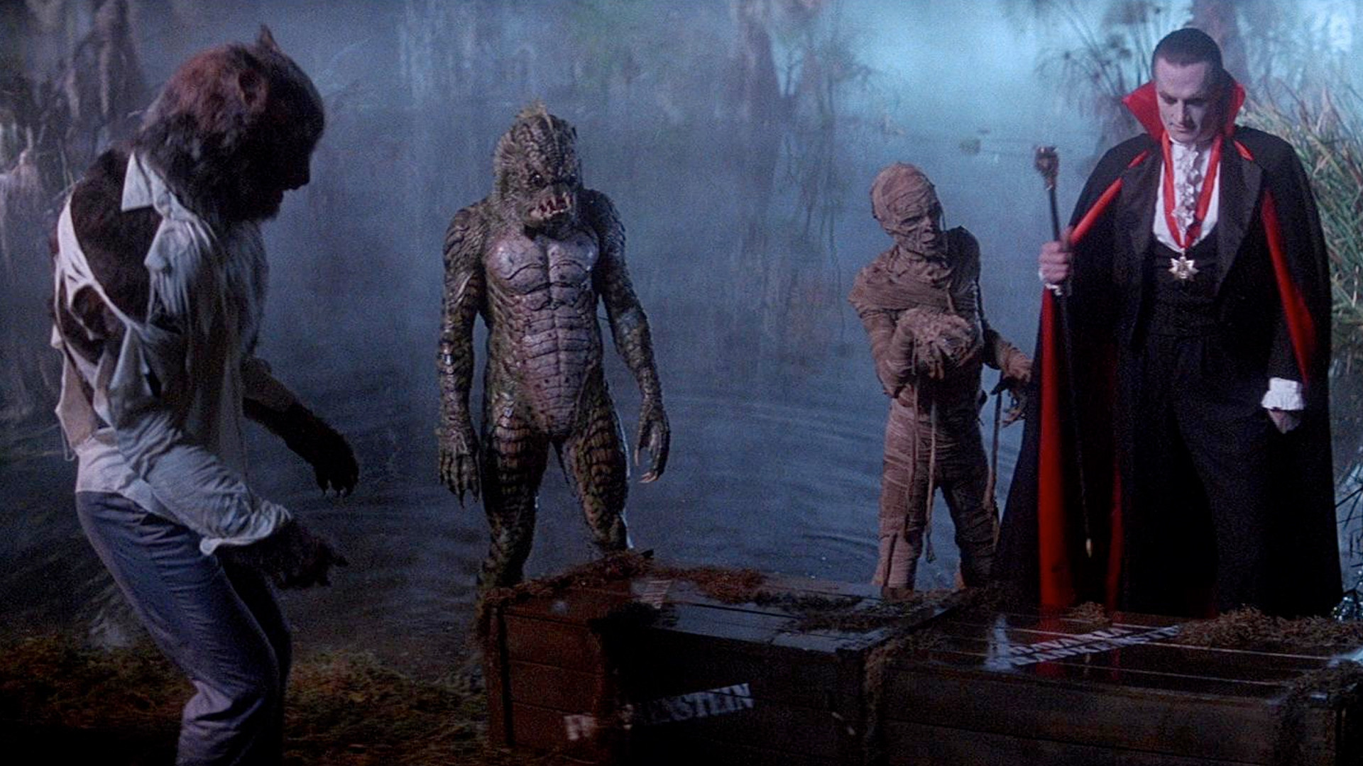 The Monster Squad, movies/tv