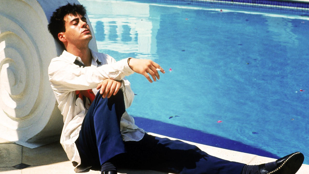 Less Than Zero, movies/tv