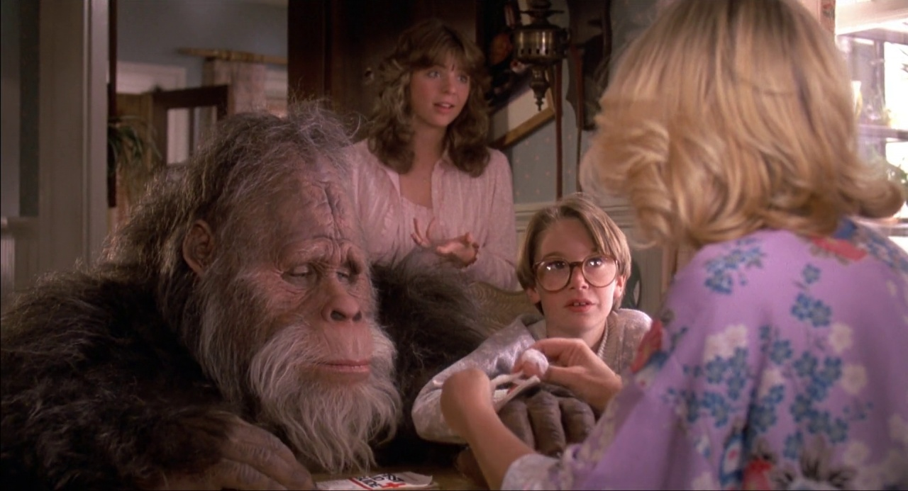 Harry and the Hendersons, movies/tv