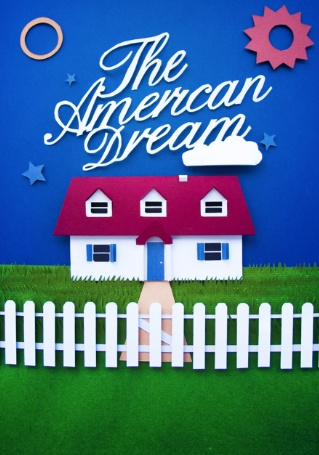 american dream, white picket fences, culture