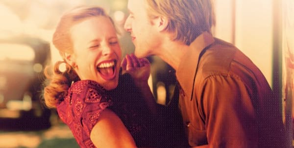 the notebook, movies/tv
