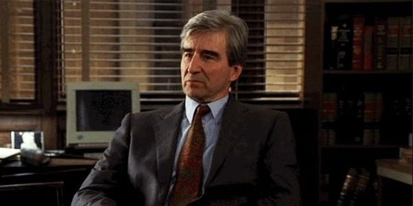 law and order, sam waterston, celebs, movies/tv