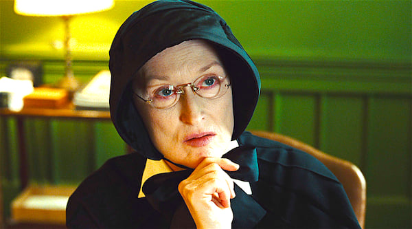 catholic, nun, meryl streep, doubt, movies/tv