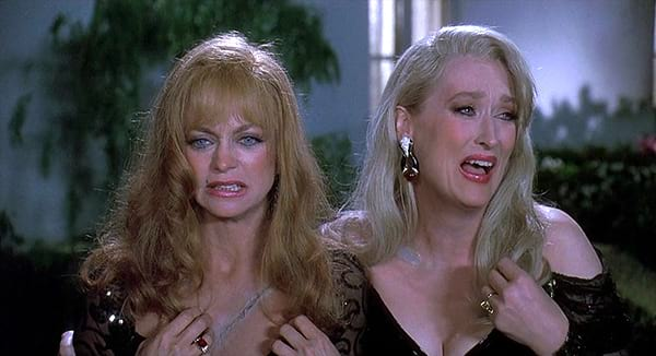 Death Becomes Her, celebs