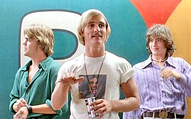 Dazed And Confused, movies/tv