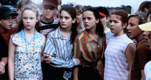 now and then, movies, movies/tv, 90s movies, sisters, girls, Friends