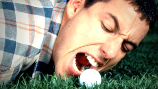 adam sandler, movie, golf, movies/tv