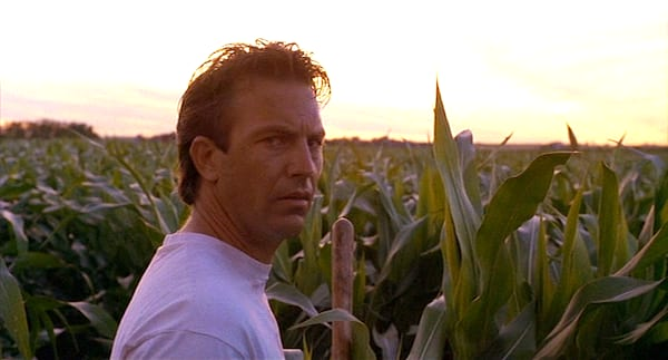 Field of Dreams, farming, movies/tv