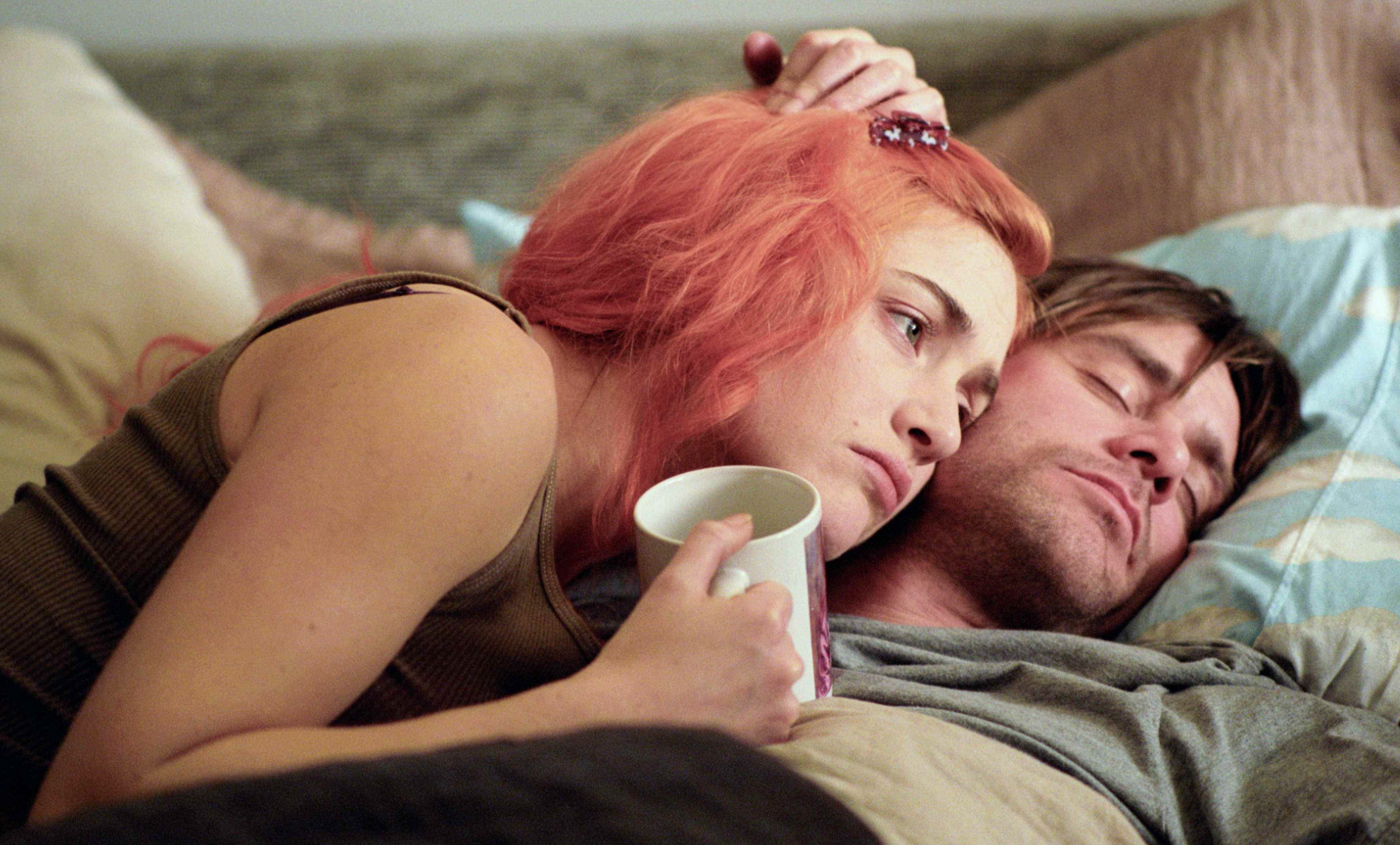 Eternal sunshine of the spotless mind, movies/tv