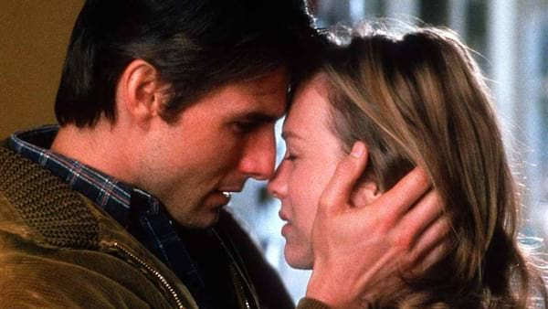 jerry maguire, tom cruise, Renee Zelweiger, movies/tv