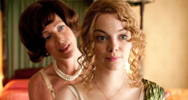 the help, Emma Stone, movies/tv