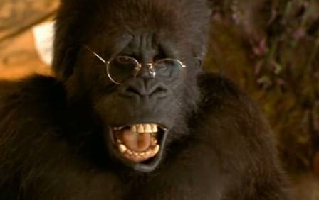 George of the Jungle, animals, movies/tv