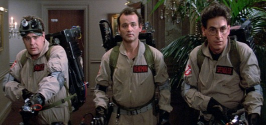 ghostbusters, movies/tv
