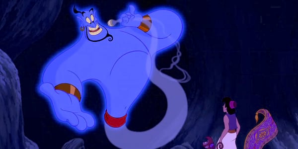 Disney, aladdin, movies/tv, genie