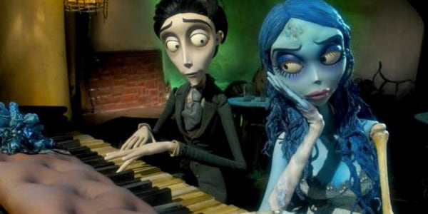 Corpse Bride, Tim Burton, movies/tv