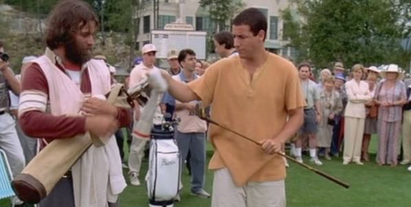 Happy Gilmore, movies/tv