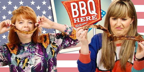 Southern words, southeast, eat bbq