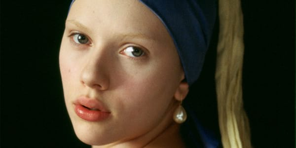 girl with the pearl earring, scarlett johanson, celebs, movies/tv, pop culture