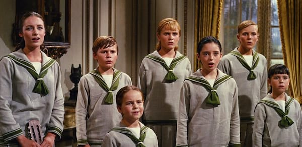 The Sound of Music, movies/tv