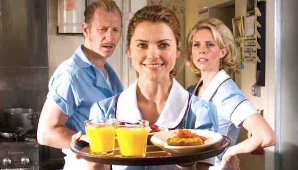 The Waitress, movies/tv