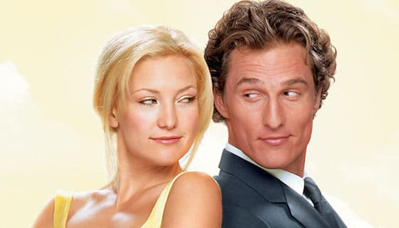 kate hudson, matthew mcconoughey, How To Lose A Guy In 10 Days, movies, celebs, movies/tv, pop culture