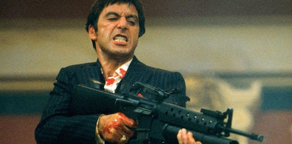 Scarface, 80s movie, 80s film, movies/tv