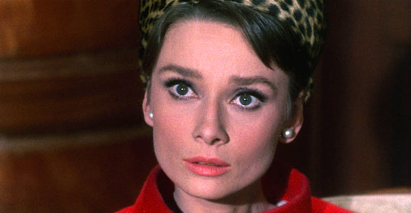 classic movies, charade, audrey hepburn, movies/tv