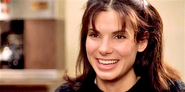 sandra bullock, while you were sleeping, New Orleans, movies/tv, celebs