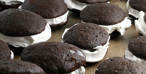 whoopie pie, dessert, new england, food & drinks