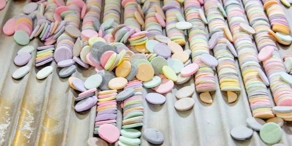 necco wafers, candy, sweets