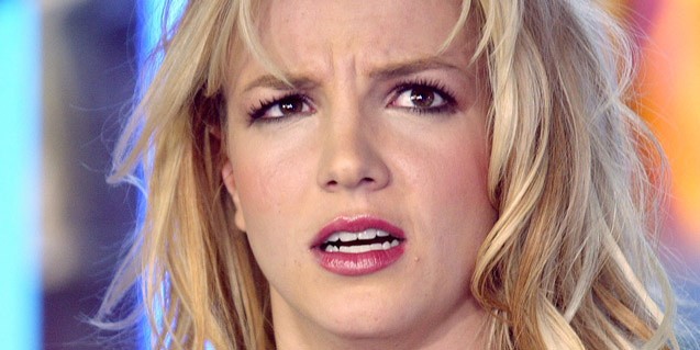 britney spears, confused, celebs