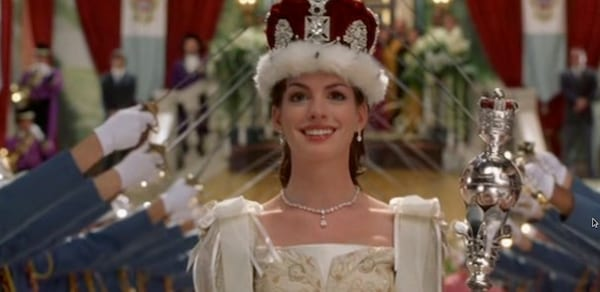 princess diaries, movies/tv