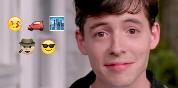 ferris bueller, movies/tv