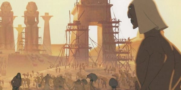 The Prince of Egypt, movies/tv