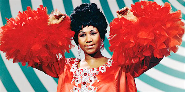 Aretha Franklin, queen of soul, celebs, Music