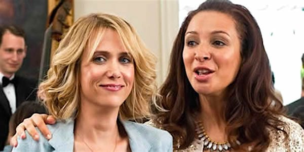 bridesmaids, kristen wiig, maya rudolph, movies/tv, celebs