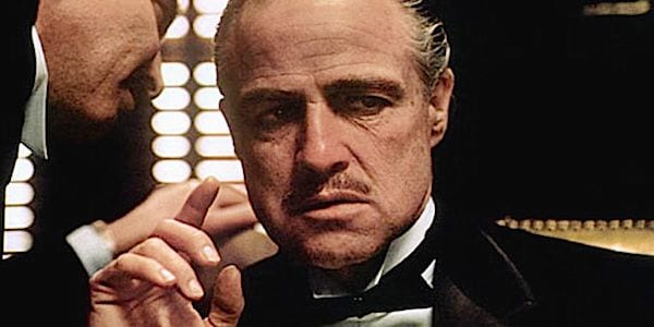 The Godfather, movies/tv