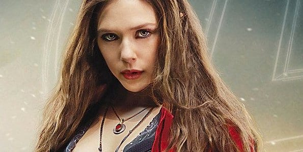 scarlet witch, marvel, superhero