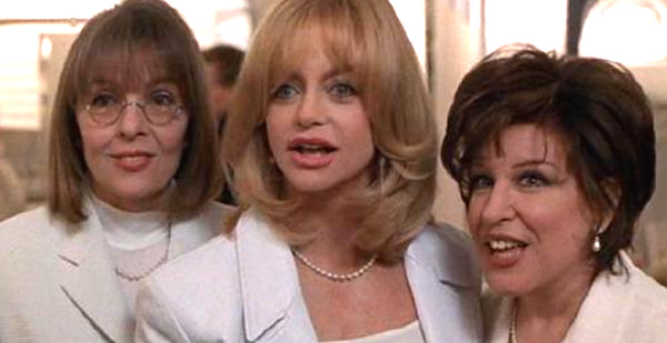 the first wives club, movies/tv