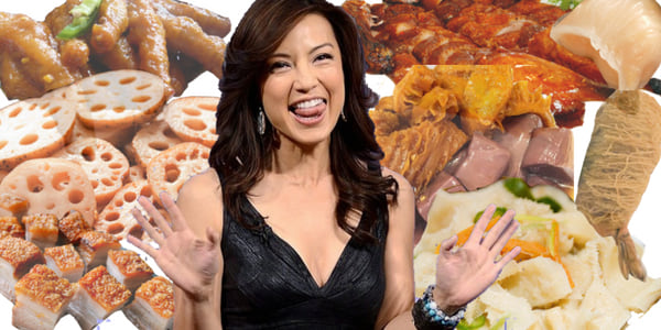 ming na wen, chinese food, chinese, celebs, food & drinks